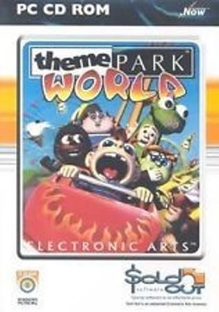 PC  Játék Theme Park World - Sold Out - PC