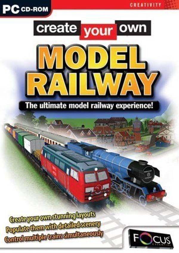 Joc PC Create your own Model Railway (Focus)