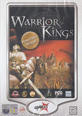 Gra PC Warrior Kings (Grab It)