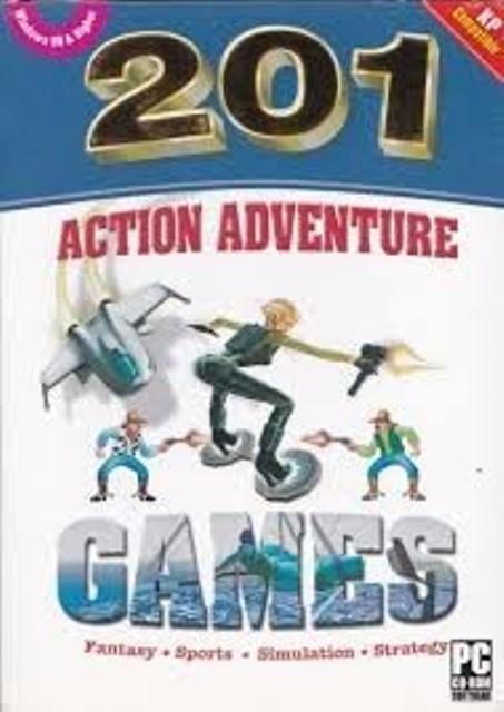 Joc PC 201 Action Adventure Games