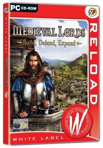 Gra PC Medieval Lords - Reload