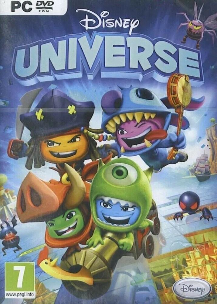 Joc PC Disney Universe