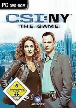 Joc PC CSI NY - The game