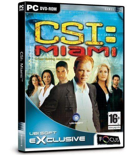 Joc PC CSI Miami