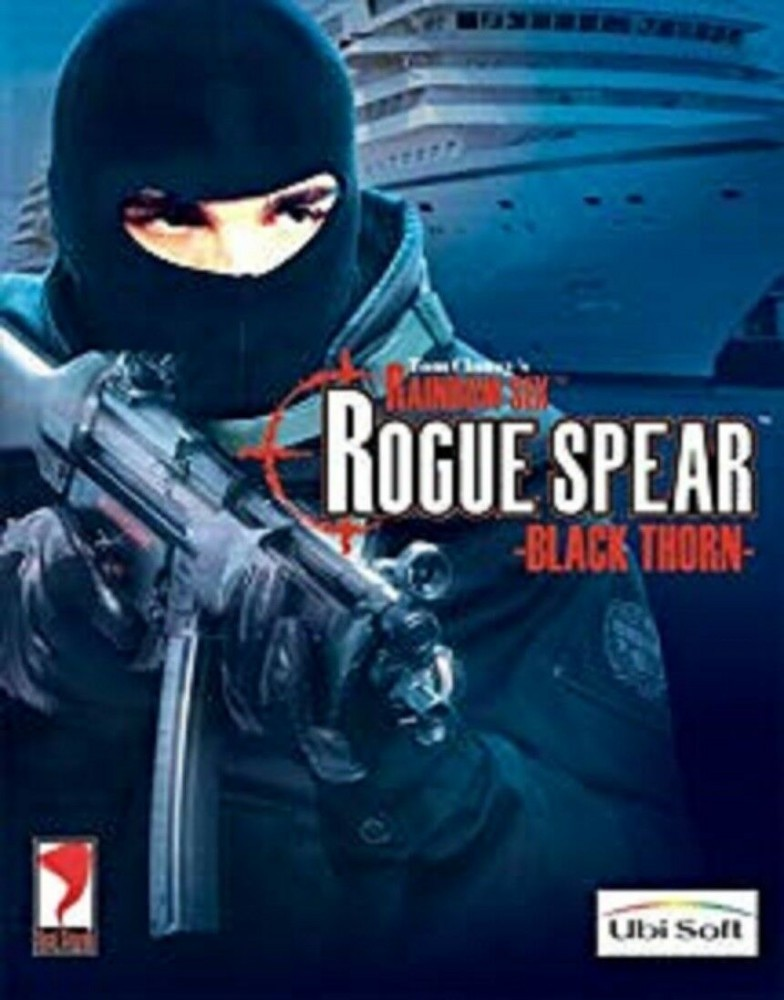 игра PC Tom Clancy's Rainbow Six - Rogue Spear - Black Thorn