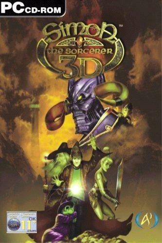 игра PC Simon The Sorcerer 3D
