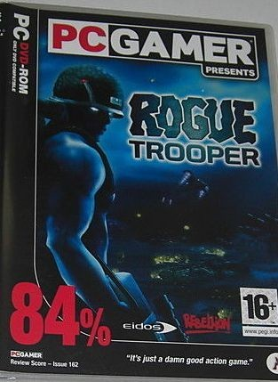 игра PC Rogue Trooper - PC Gamer