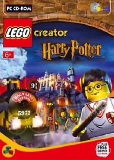 Joc PC Lego Creator - Harry Potter