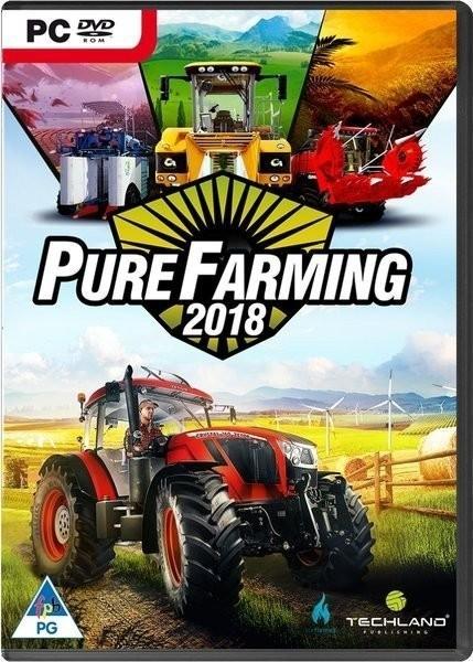 Joc PC Pure Farming 2018 -  60260