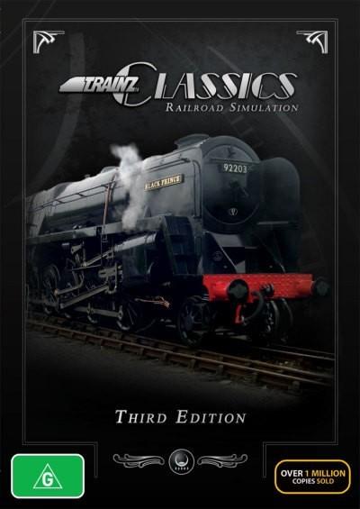 Hra PC Trainz CLASSICS - Railroad Simulation - Third Edition