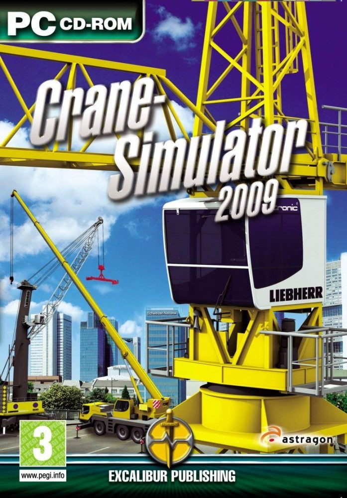 Joc PC Crane Simulator 2009 - 60176