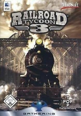 Joc PC Railroad Tycoon 3 (BOX SET)