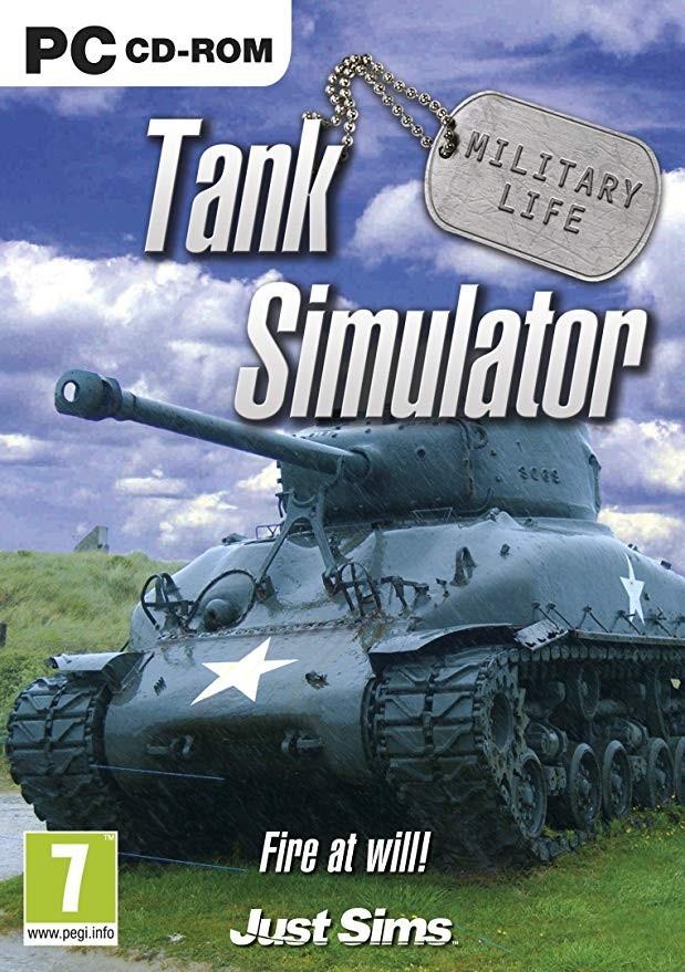 игра PC Tank Simulator