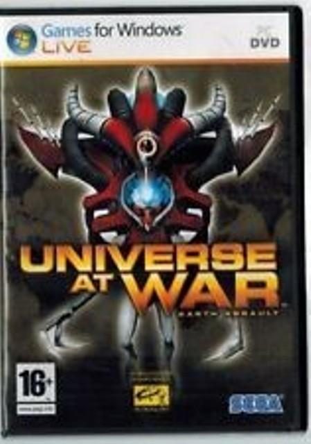Hra PC Universe at war
