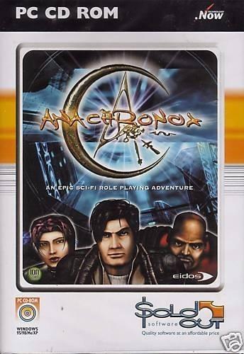 игра PC Anachronox - Sold Out