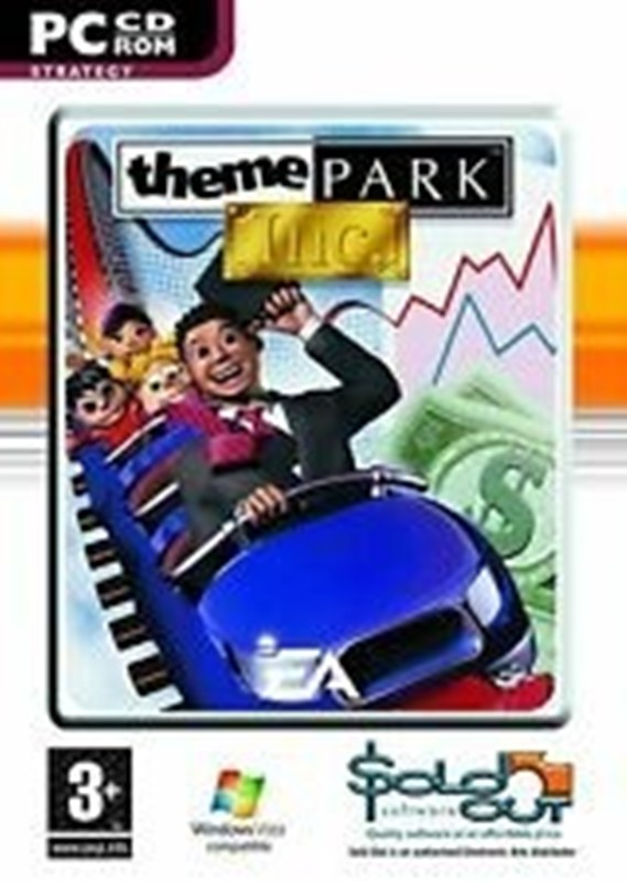 Hra PC Theme Park Inc (Sold Out)