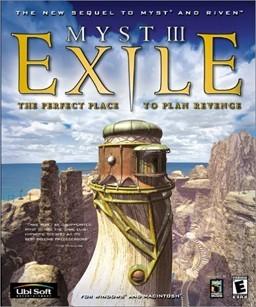 Joc PC Myst III - Exile