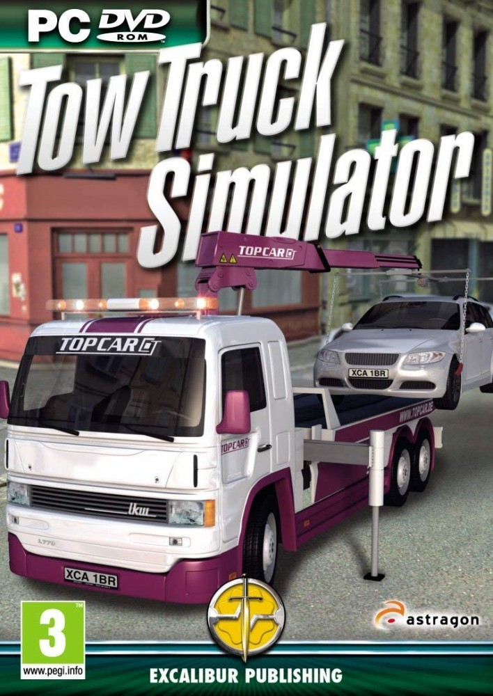 Joc PC Tow Truck Simulator 2010  - 60173