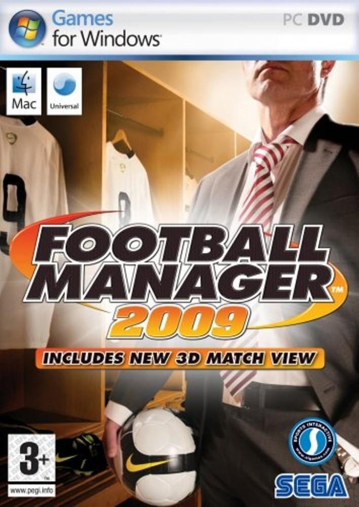 Joc PC Football manager 2009 - 60062