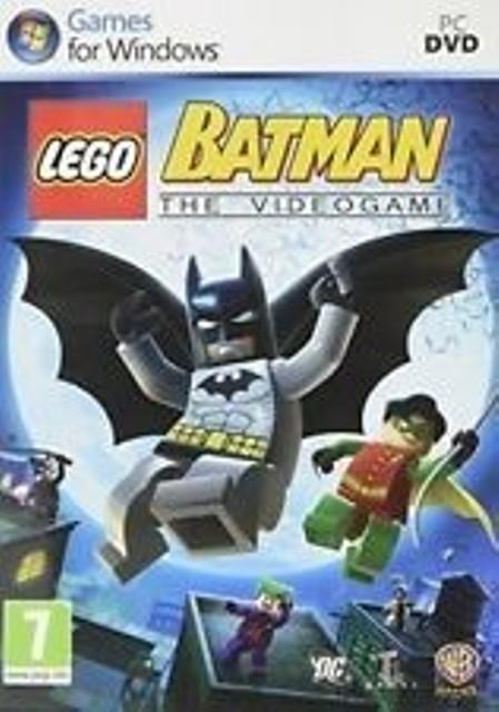 Gra PC LEGO Batman - The Videogame