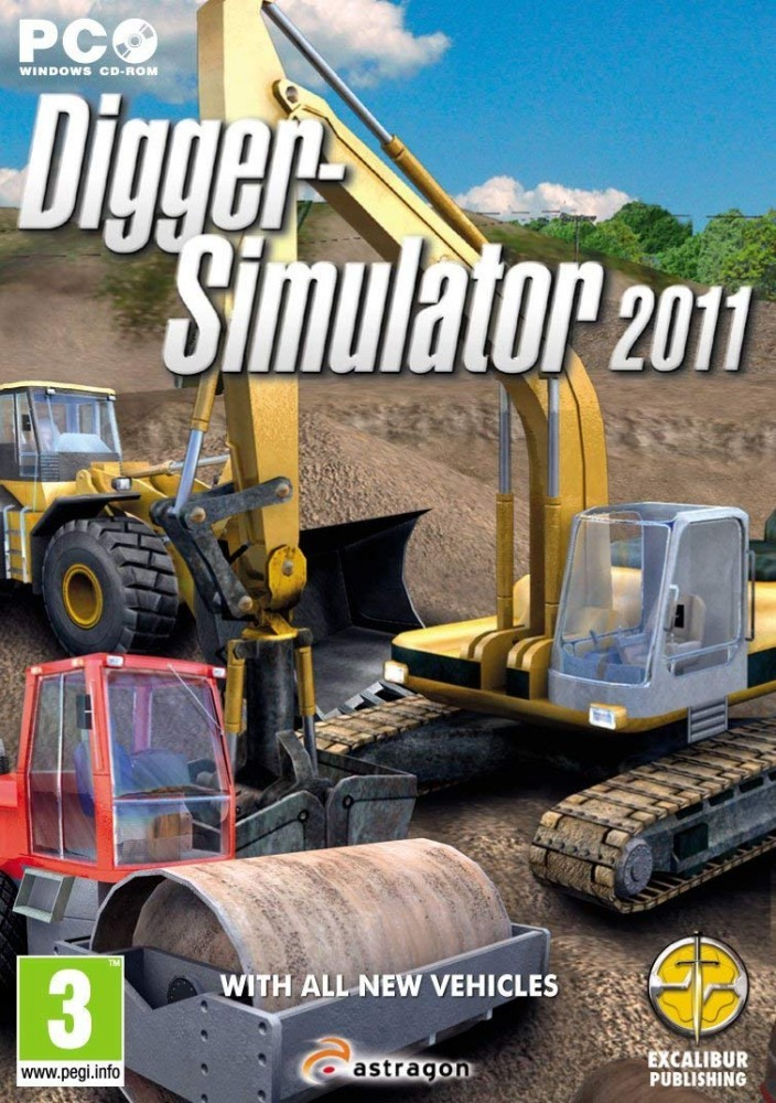 Joc PC Digger Simulator 2011 - 60175