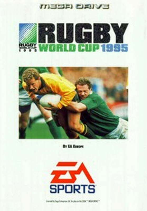 Joc SEGA Mega Drive Rugby World Cup 1995