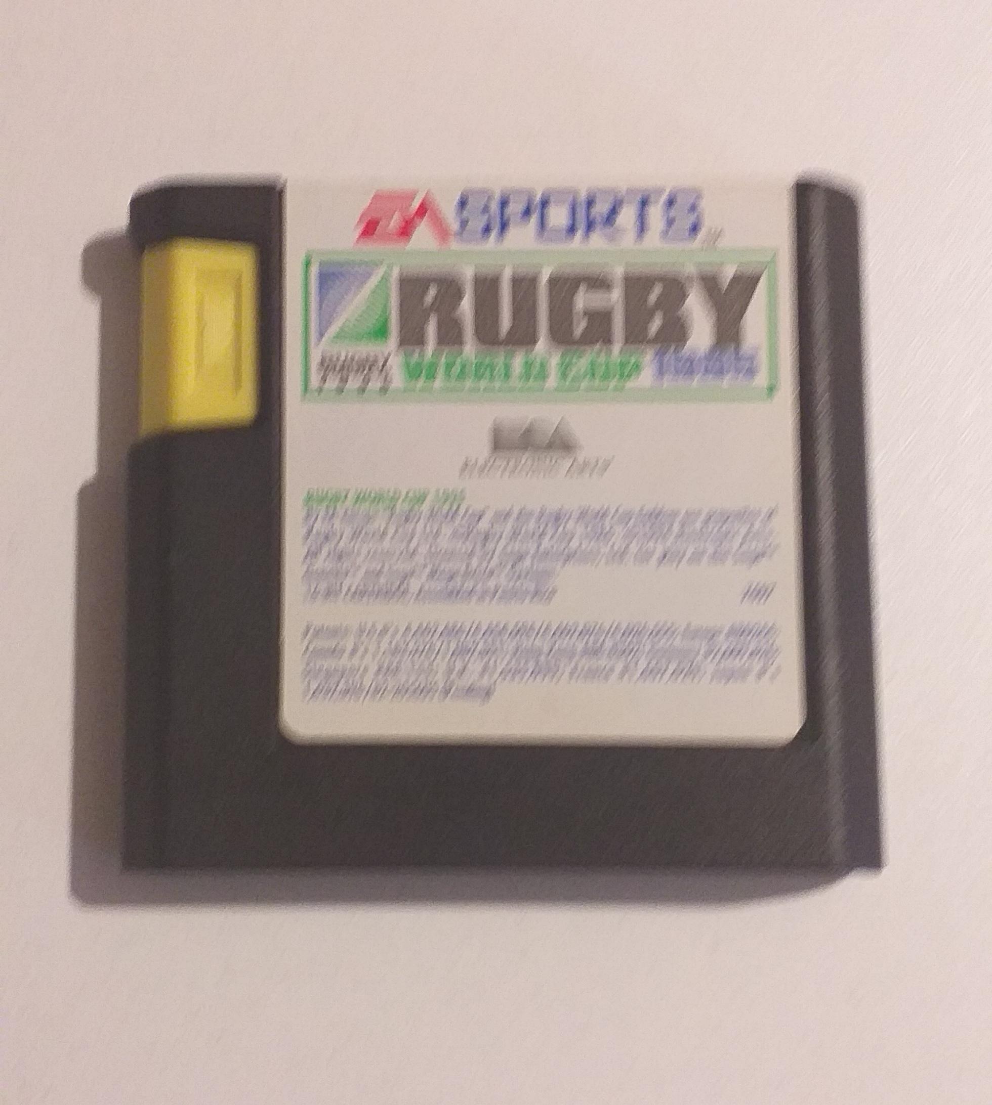 Joc SEGA Mega Drive Rugby World Cup 1995 - G