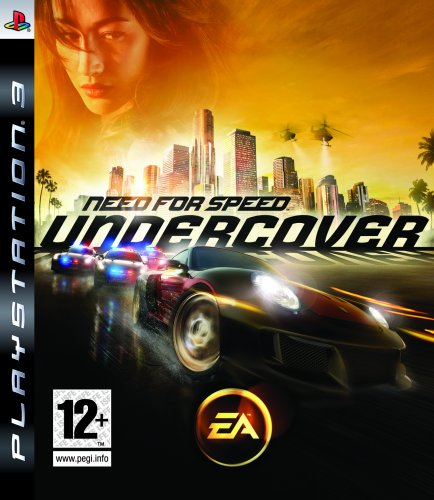 PS3  Játék Need for Speed - NFS - Undercover