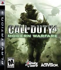 Gra PS3 Call of Duty 4  Modern warfare