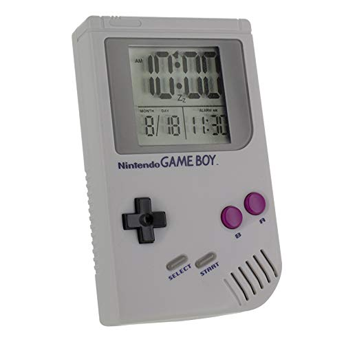 Ceas Nintendo Gameboy Alarm Clock - 60355