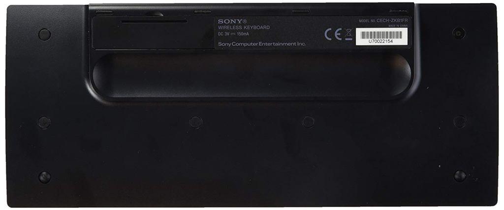 Tastatura Wireless SONY - PlayStation PS 3 - 60362