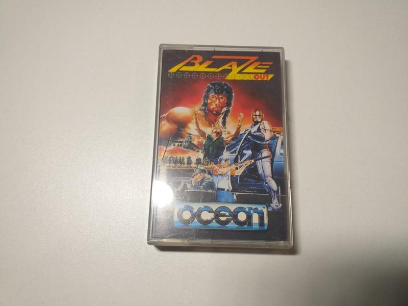 Joc AMIGA  Commodore 64 - Blaze