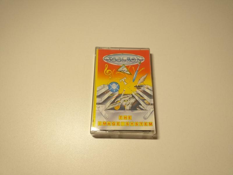 Joc AMIGA  Commodore - The music system