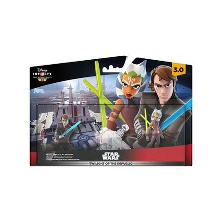Disney Infinity 3.0 : Star Wars Twilight of the Republic Play Set - 60356