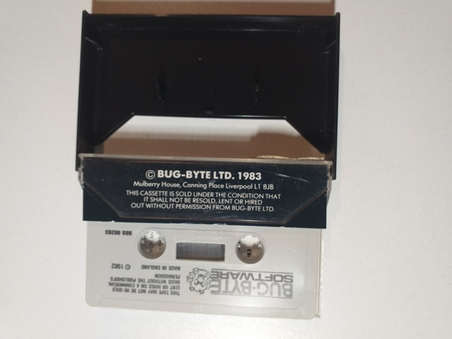 Joc AMIGA  Asteorids - Commodore VIC 20