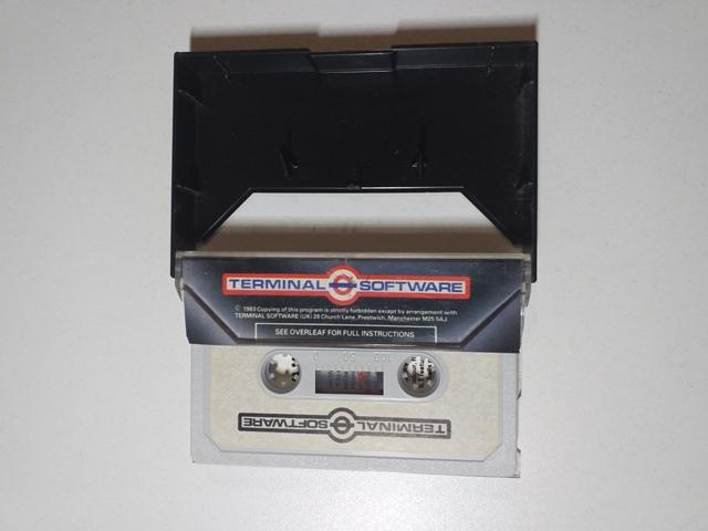 Joc AMIGA  Pinball Wizard - Commodore VIC 20 - F