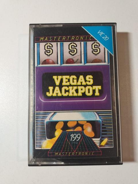 Joc AMIGA  Vegas Jackpot - Commodore VIC 20