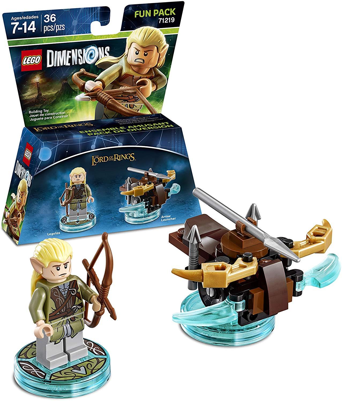 LEGO Dimensions LEGO Dimensions: Fun Pack - Legolas 60370