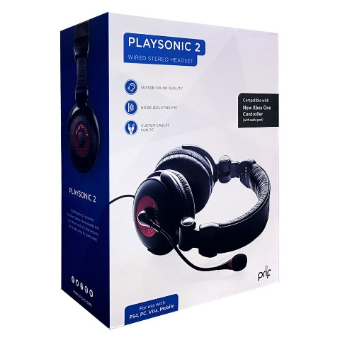 Casti Playsonic 2 - 3.5 mm - PlayStation PS 4 / PC / XBOX ONE 60294