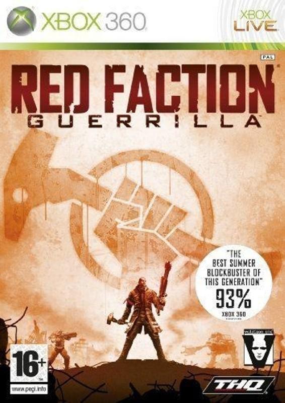 Joc XBOX 360 Red Faction Guerrilla - B