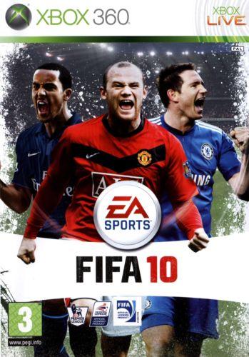 Joc XBOX 360 Fifa 10