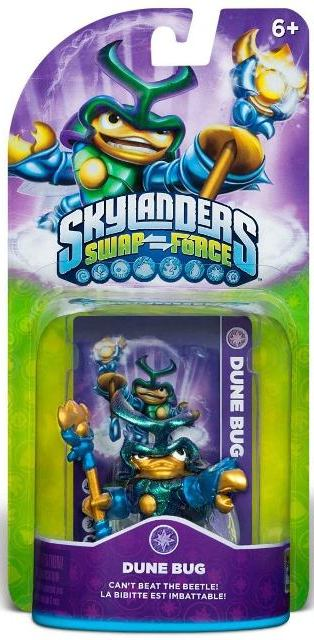 Skylanders Swap Force - Dune bug - 60389