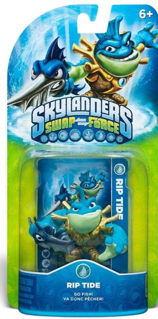 Skylanders Swap Force - Rip Tide - 60390