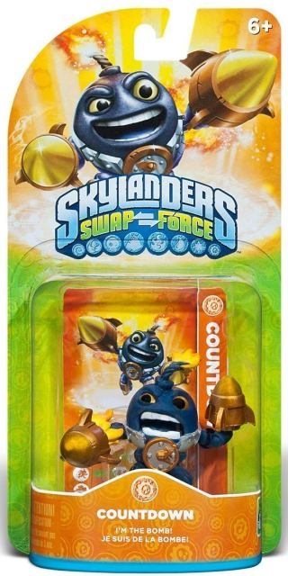 Skylanders Swap Force - Countdown - 60393