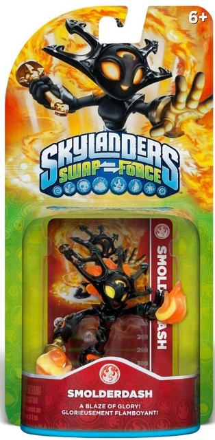 Skylanders Swap Force - Smolderdash - 60394