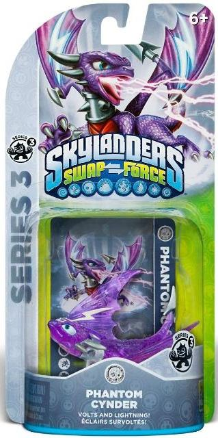 Skylanders Swap Force - Phantom Cynder - 60395