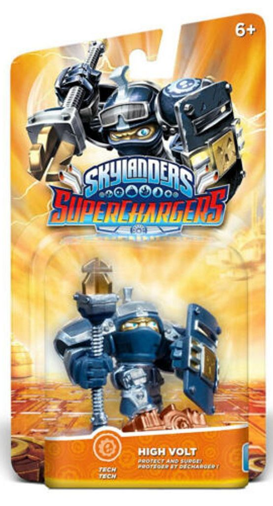 Skylanders SuperChargers - High Volt - 60396