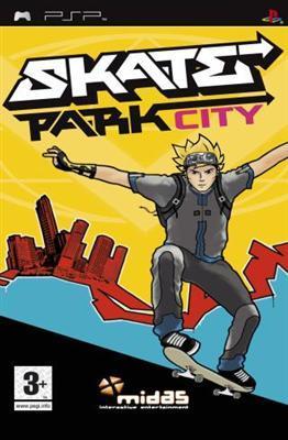 Joc PSP Skate Park City