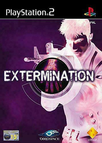 Hra PS2 Extermination
