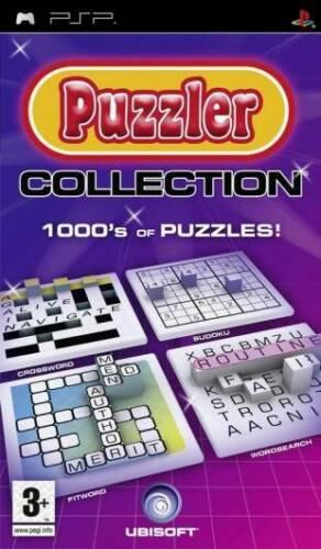 Joc PSP Puzzler Collection